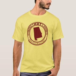 Camiseta Bolso quente de Alabama