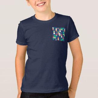 Camiseta Bolso T da bóia