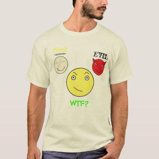 Camiseta Bom contra o mau