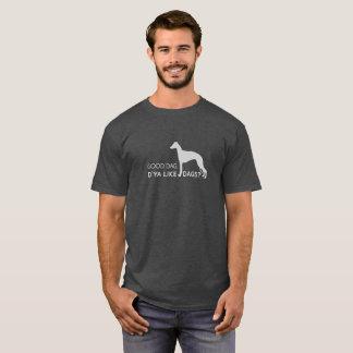 Camiseta Bom Dag, fazem você gostam de cães?