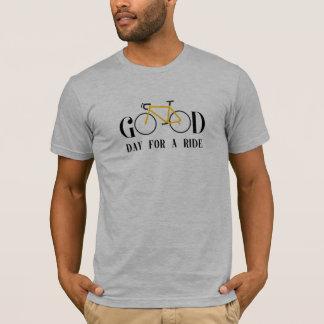 Camiseta Bom dia para um passeio