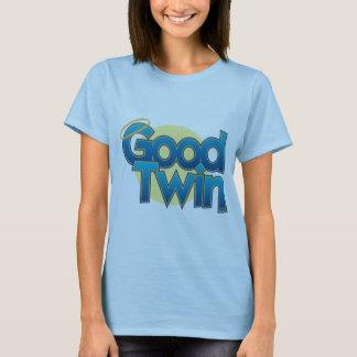 Camiseta Bom gêmeo