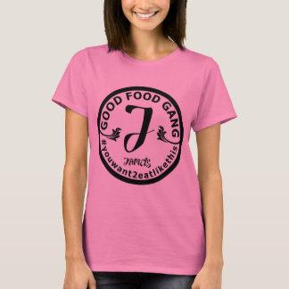 Camiseta Bom grupo da comida/t-shirt mulheres de Jamels -