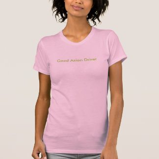 Camiseta Bom motorista asiático
