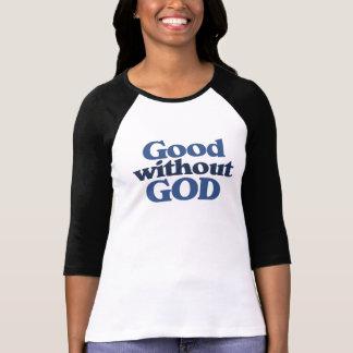 Camiseta Bom sem deus