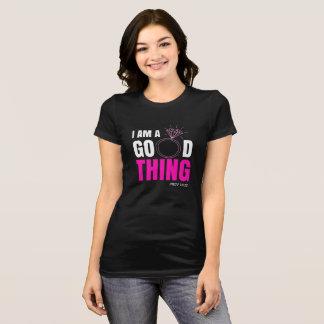 Camiseta Bom T do preto da coisa