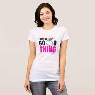 Camiseta Bom t-shirt do branco da coisa