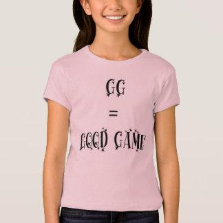 Camiseta Bom t-shirt do jogo