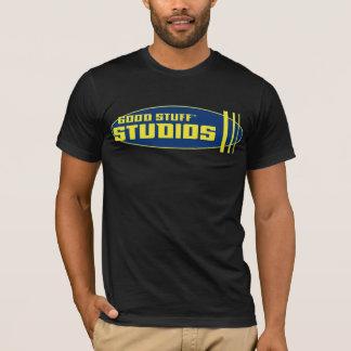Camiseta Bom t-shirt dos estúdios do material