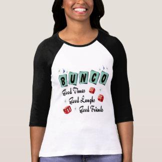 Camiseta Bom tempo retro de Bunco - bons amigos