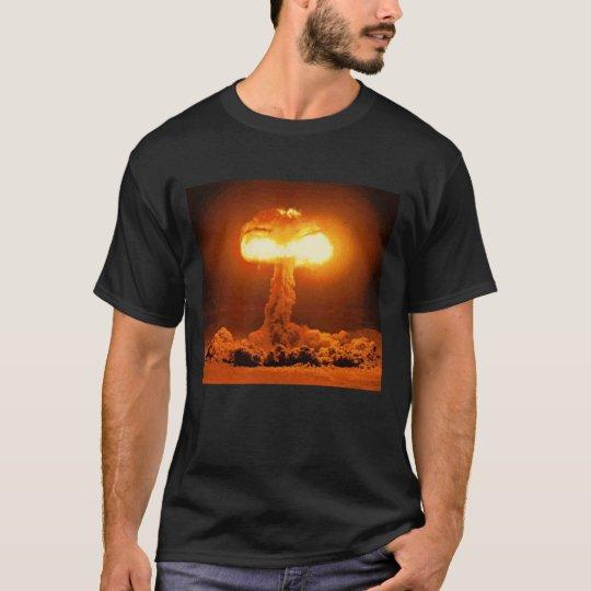 Camiseta Bomba Atômica