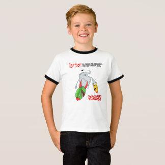 Camiseta Bomba-relógio