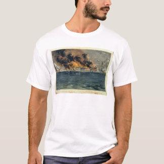Camiseta Bombardeio do forte Sumter