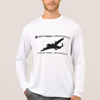 Camiseta Bombardeiro de Lancaster - comando do bombardeiro