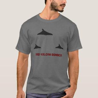 Camiseta Bombardeiro de Vulcan