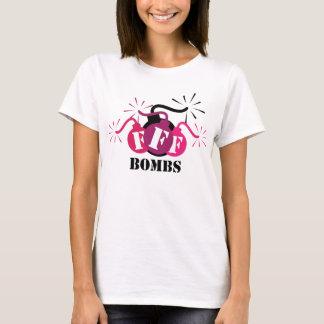 Camiseta Bombas de F