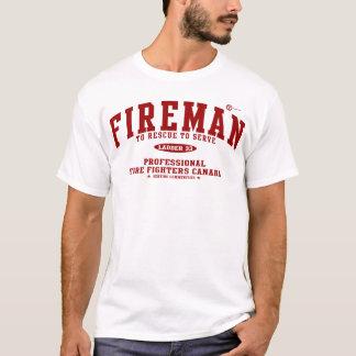 Camiseta Bombeiro