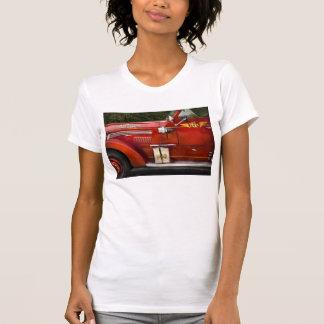 Camiseta Bombeiro - departamento do fogo de Garwood