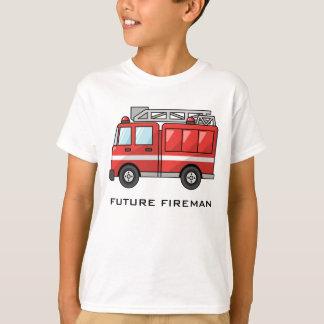 Camiseta Bombeiro futuro