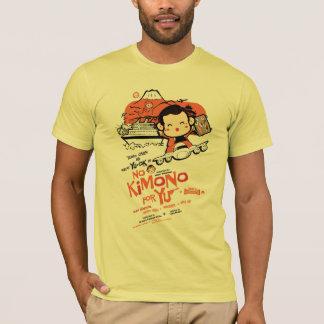 Camiseta BOMBOM - nenhum quimono para Yu