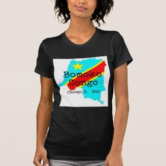 Camiseta Bomoko Congo 2013