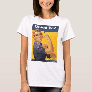 Camiseta Boneca das senhoras (cabida)
