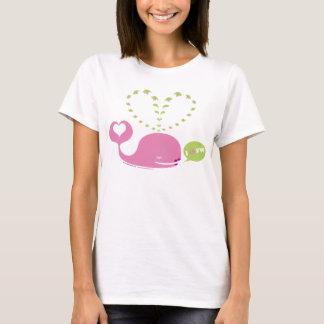 Camiseta Boneca das senhoras de EveWhale