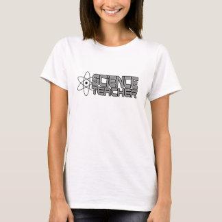 Camiseta Boneca das senhoras do professor de ciências
