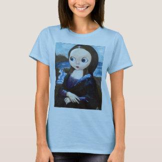 Camiseta Boneca de Mona Lisa