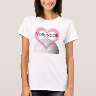 Camiseta boneca do voleibol