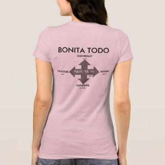 Camiseta Bonita Todo