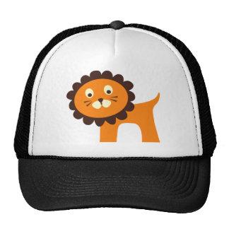 Camiseta bonito dos animais do jardim zoológico do boné