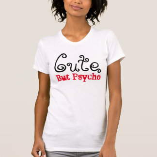 Camiseta Bonito mas psicótico