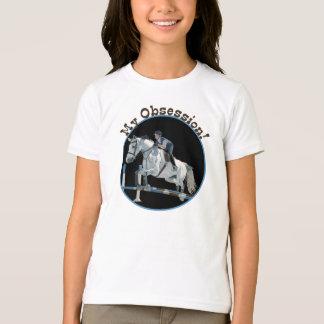 Camiseta Bonito meu t-shirt da ligação em ponte do cavalo