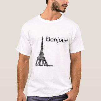Camiseta Bonjour!