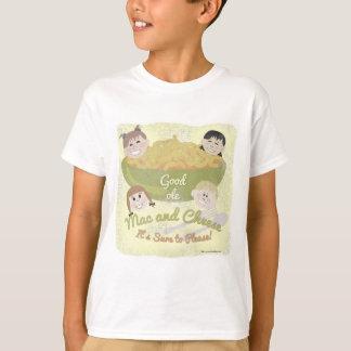 Camiseta Bons Mac e queijo velhos