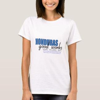 Camiseta Bons trabalhos de Honduras