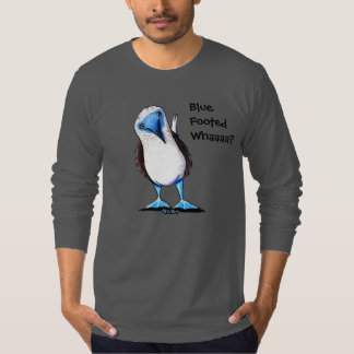 Camiseta Booby pagado azul