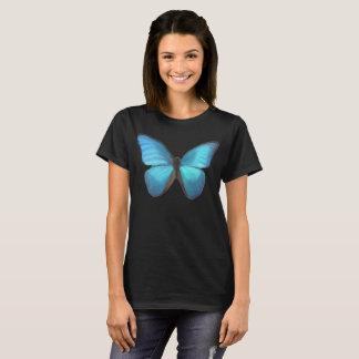 Camiseta Borboleta azul