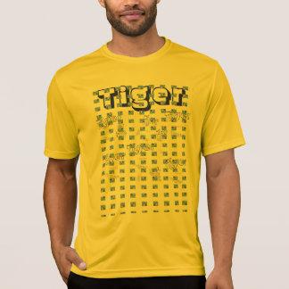 Camiseta borboleta da cauda da andorinha do tigre