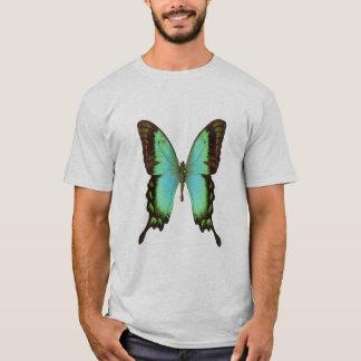 Camiseta Borboleta da Esmeralda-swallowtail, t-shirt
