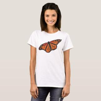 Camiseta Borboleta de monarca