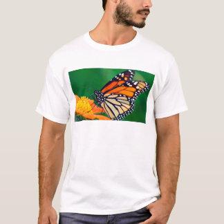 Camiseta Borboleta de monarca bonita