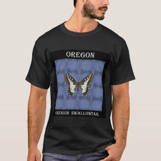 Camiseta Borboleta de Oregon Swallowtail