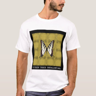 Camiseta Borboleta (tigre oriental Swallowtail)