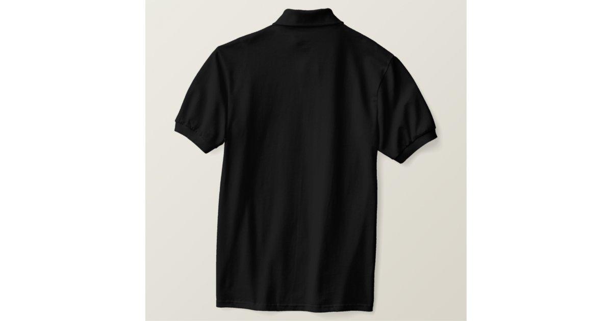 Camiseta Bordada Polo Criar sua própria camisa bordada  afbb544e5bf1c