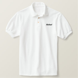 Camiseta Bordada Polo T-shirt de Personnalized 4xl