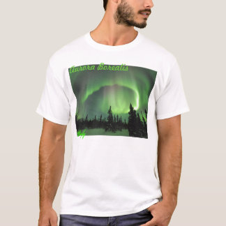 Camiseta Borealis 2 da Aurora