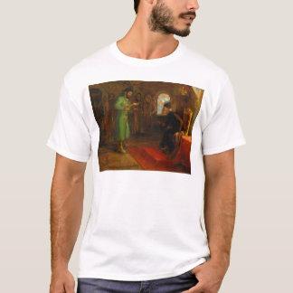 Camiseta Boris Godunov com Ivan o terrível