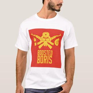 Camiseta Boris impulsionado